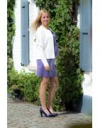 Bij NinaBelly kan je eveneens terecht voor een elegant zwangerschapsvestje of voor een iets warmere jas.
